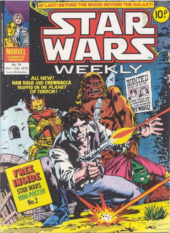 Star Wars Weekly 14