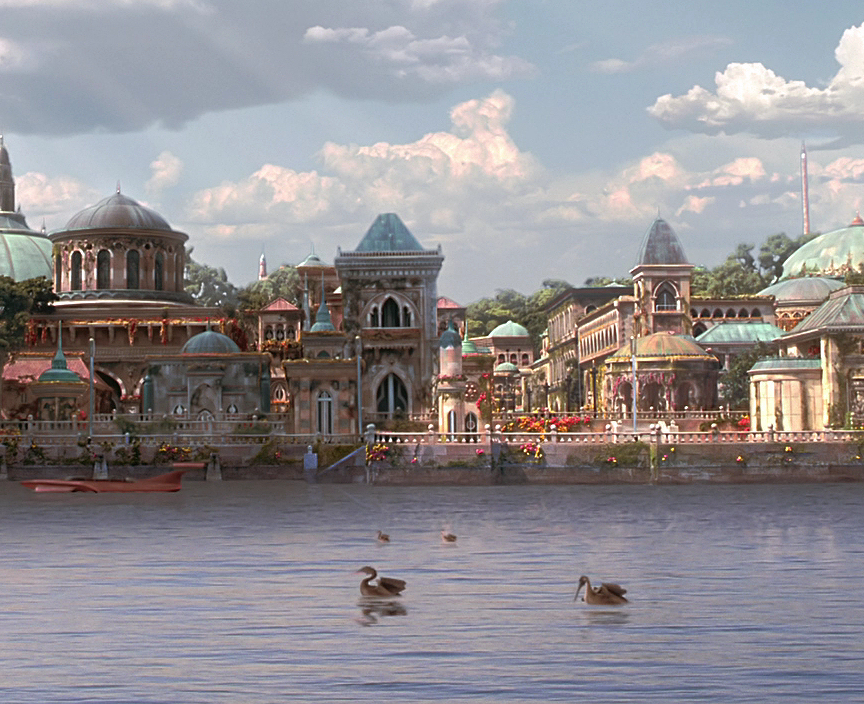 Classical Naboo style