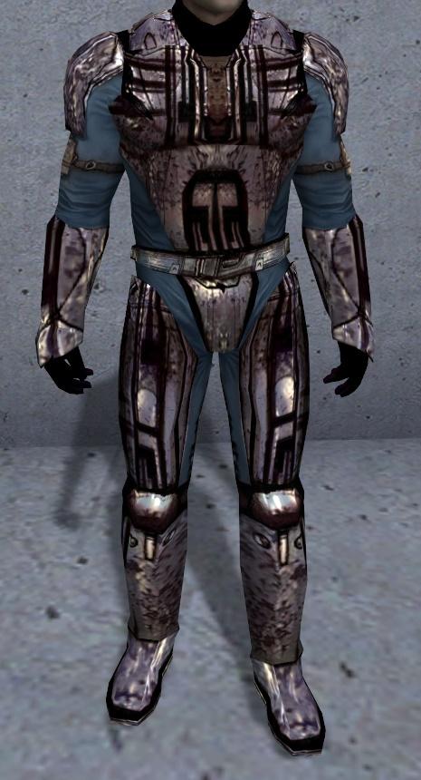 Fenelar armor