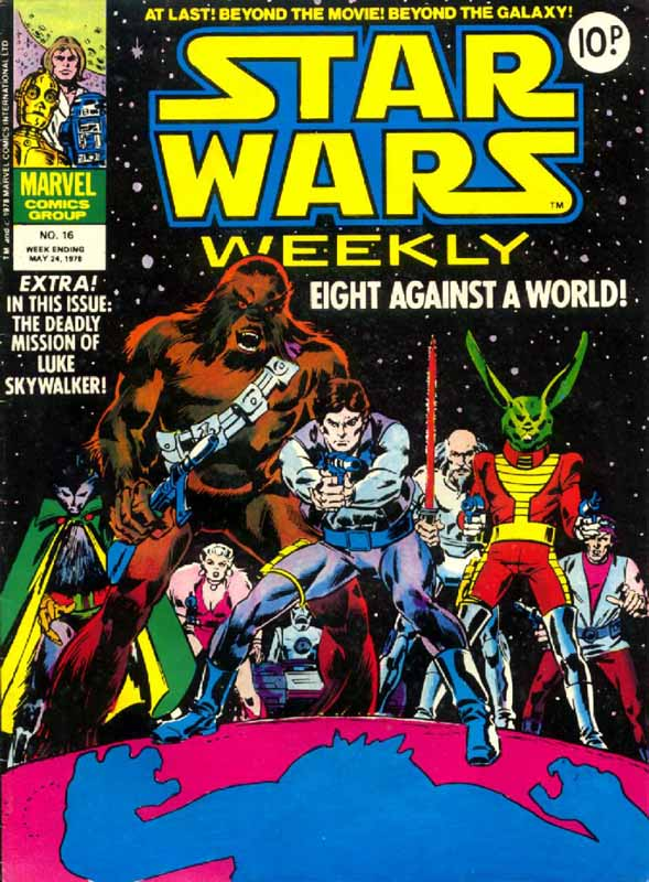 Star Wars Weekly 16