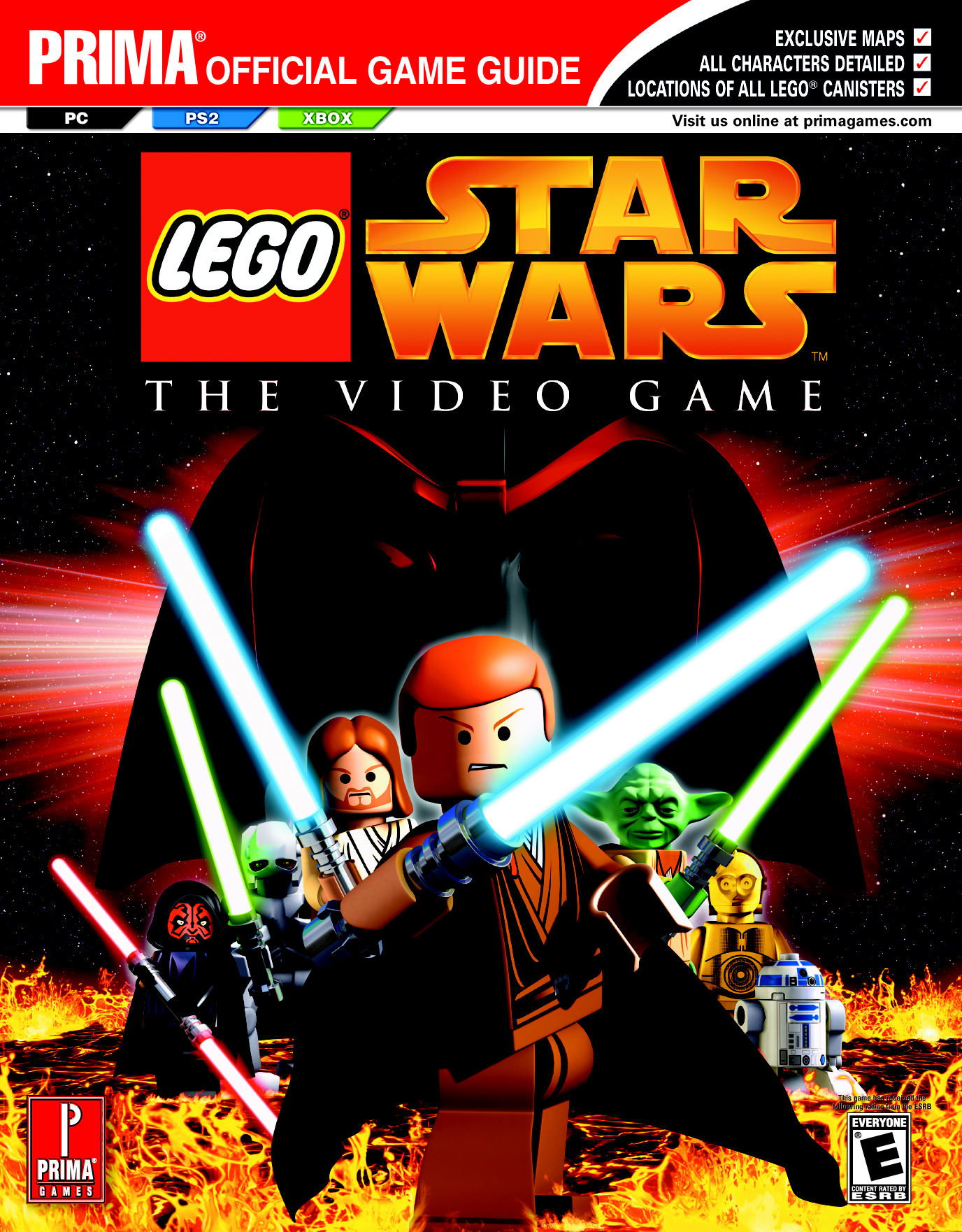LEGO Star Wars: The Video Game: Prima Official Game Guide