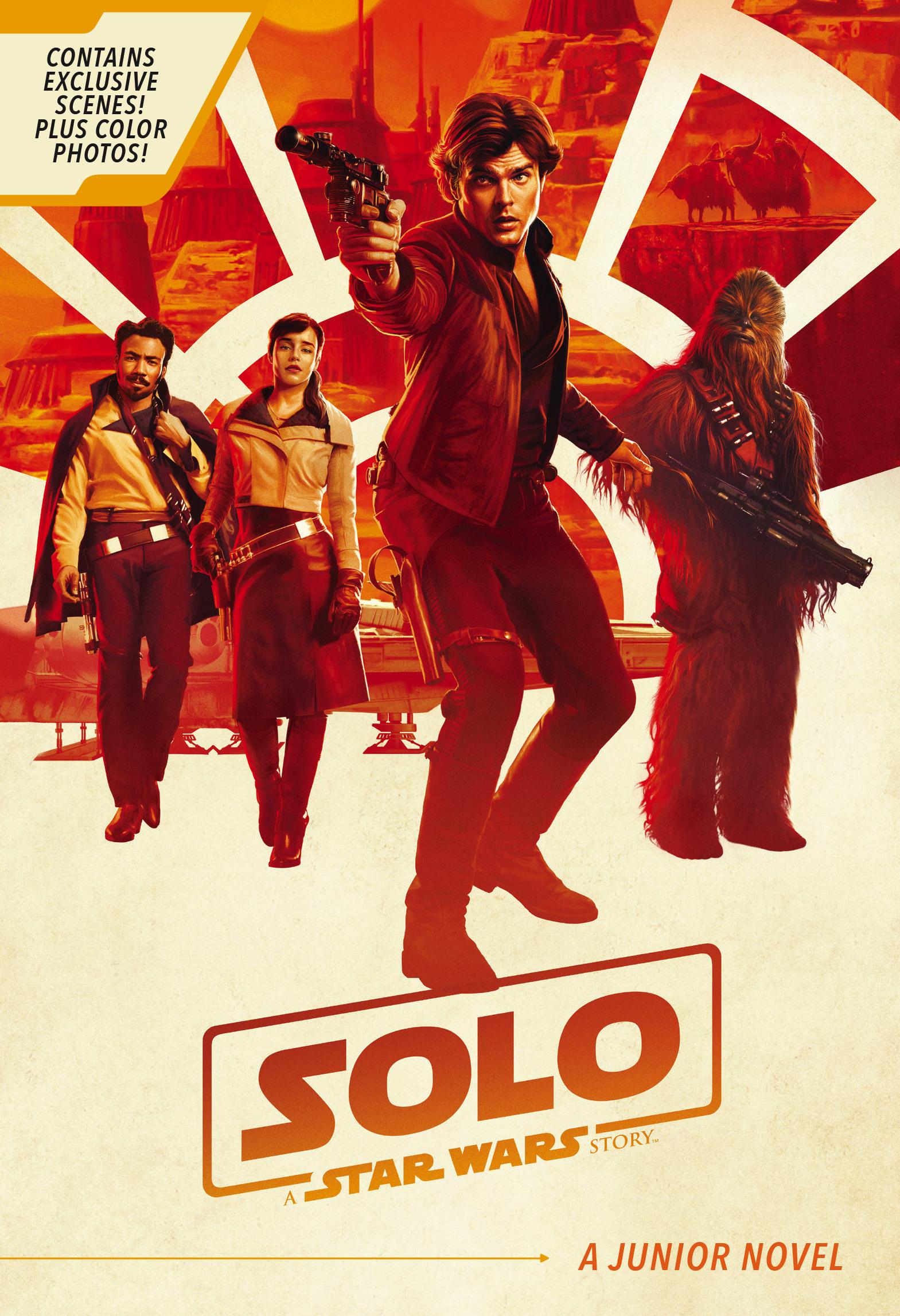 Solo: A Star Wars Story: A Junior Novel