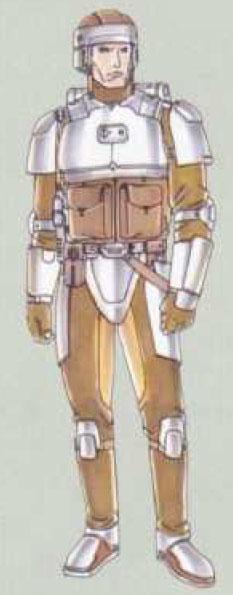 Combat jumpsuit