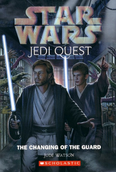 Jedi Quest: The Changing of the Guard