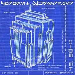Coronet Skyscraper Blueprint
