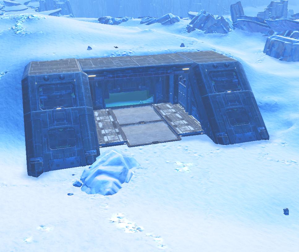 Frostbite Redoubt