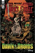 Star Wars Adventures Ghosts of Vaders Castle cover A not final