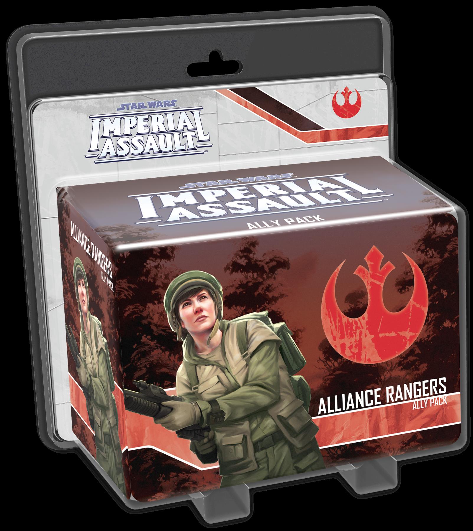 Alliance Rangers Ally Pack