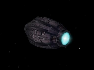 Damaged Viper probe droid