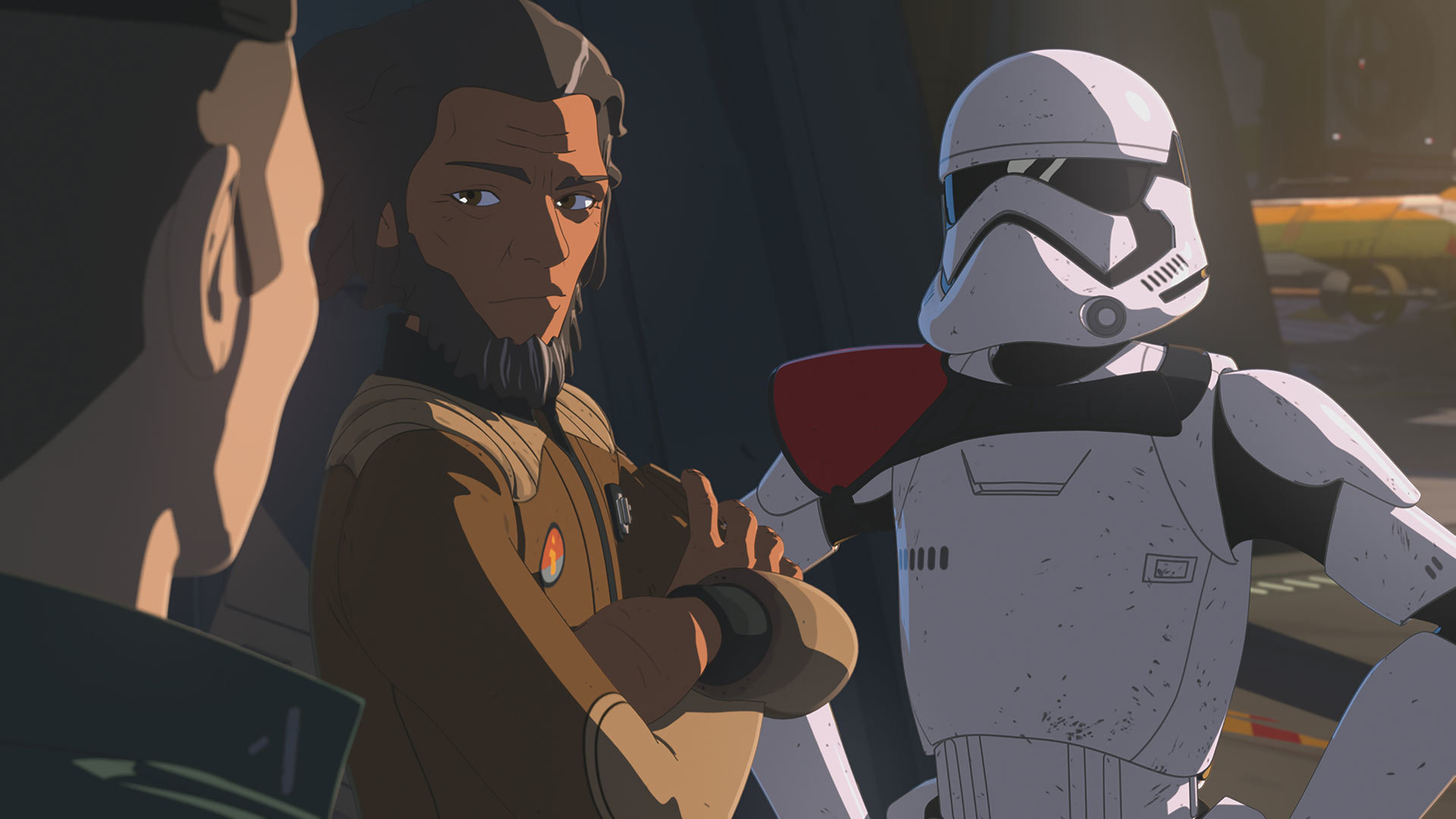 The First Order Occupation