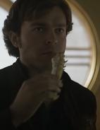 Han eats Twhip