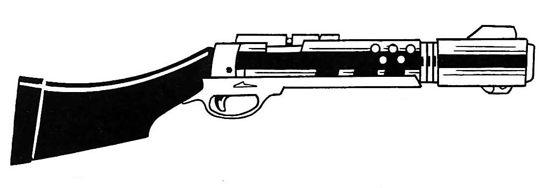 9118 heavy carbine