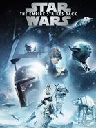 Star Wars Episode V The Empire Strikes Back 2019 release cover