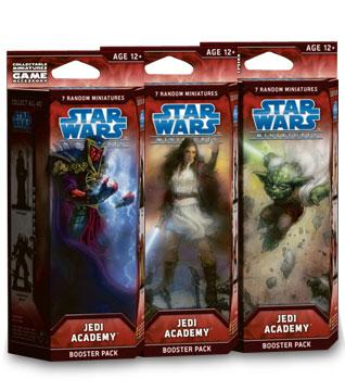 Jedi Academy (Star Wars Miniatures)