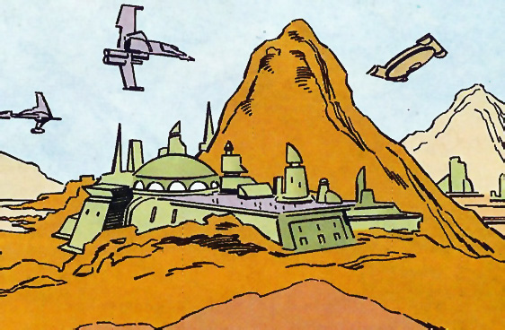 Knossa Spaceport