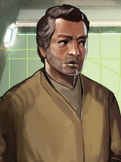 New Republic officer