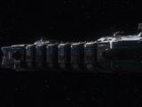 新共和国刑務用輸送船