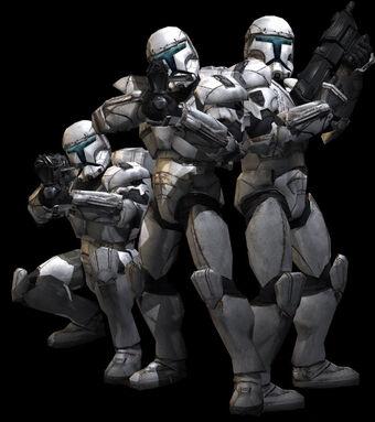 Clone Commando Wookieepedia Fandom