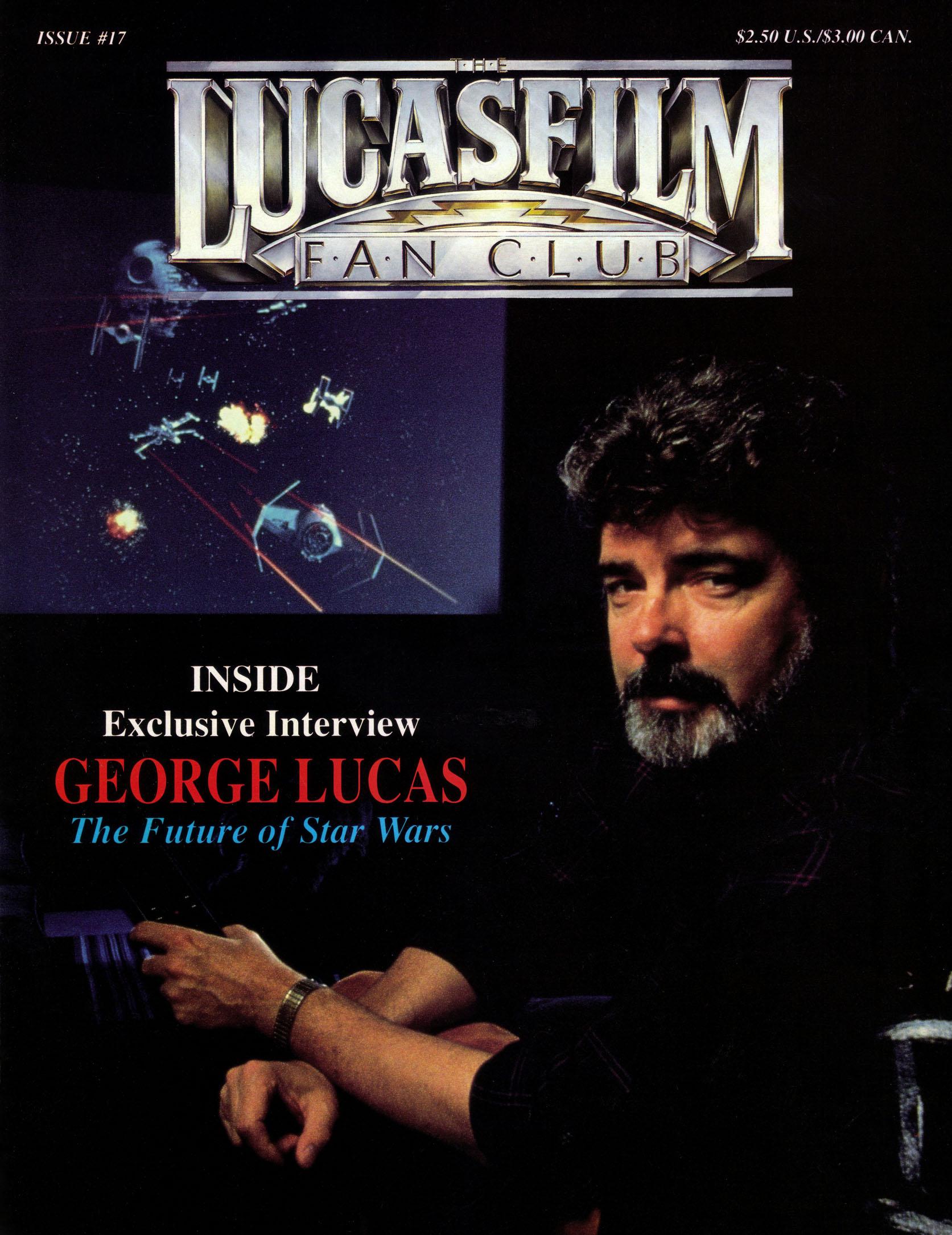 The Lucasfilm Fan Club Magazine 17