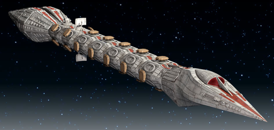 Stealth ship (Galactic Republic)