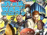 Star Wars: The Clone Wars Comic UK 6.38