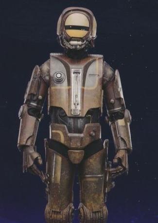 DV Supervisor Droid