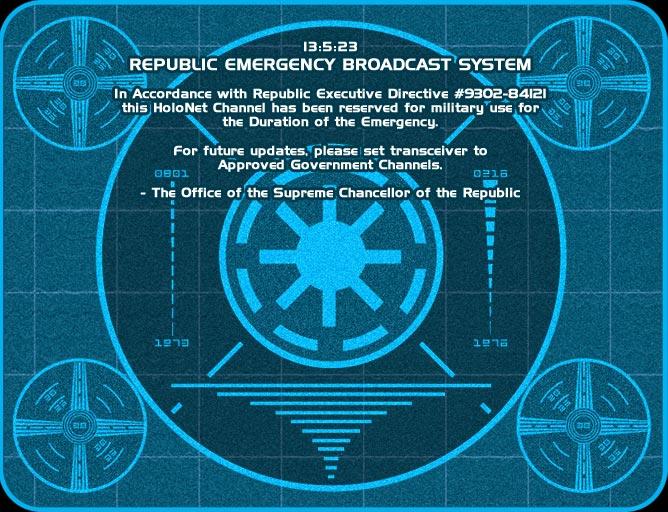 Republic Emergency Broadcasting System