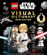 LEGO Star Wars Visual Dictionary New Edition Temp Cover