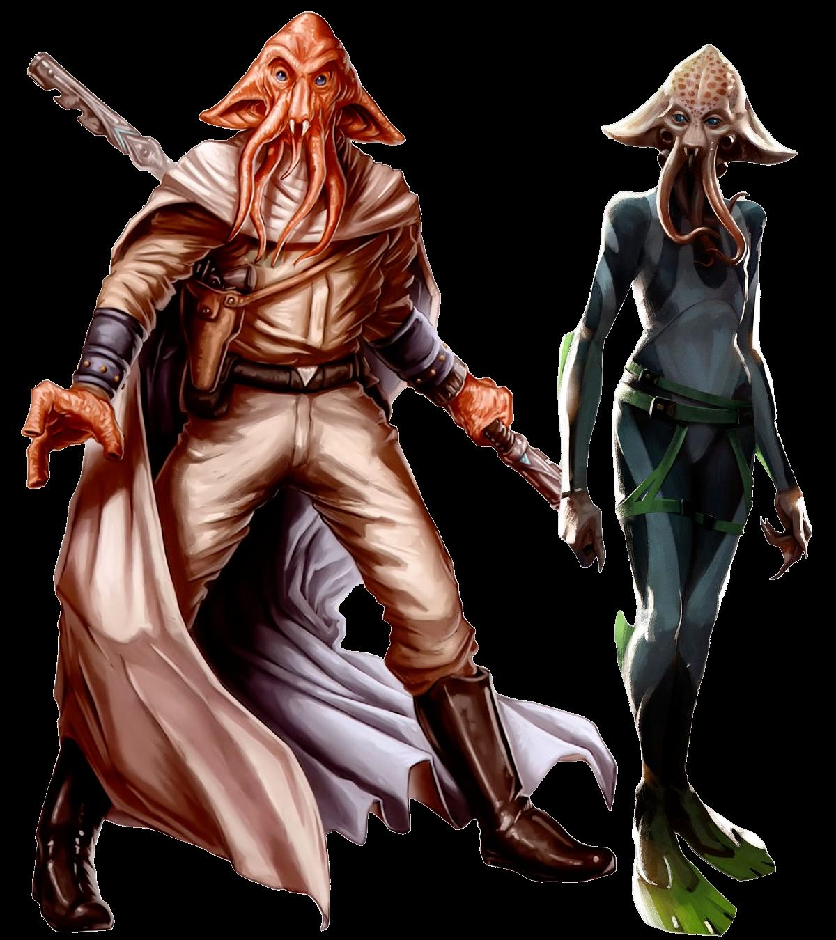 Quarren/Legends