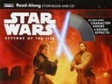 Revenge of the Sith Read-Along Storybook and CD