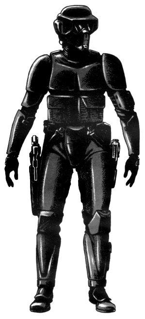 Storm Commando armor