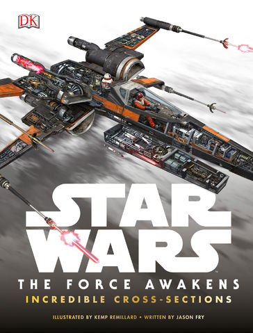The Force Awakens: Incredible Cross-Sections
