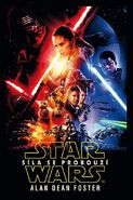 The Force Awakens Czech cover