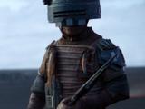 Unidentified Trandoshan bounty hunter (Nevarro)