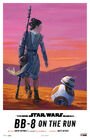 BB-8 on the Run poster 1