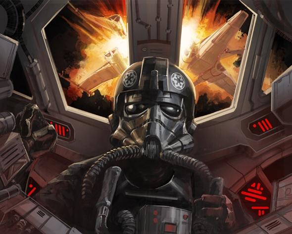 Unidentified Black Squadron pilot