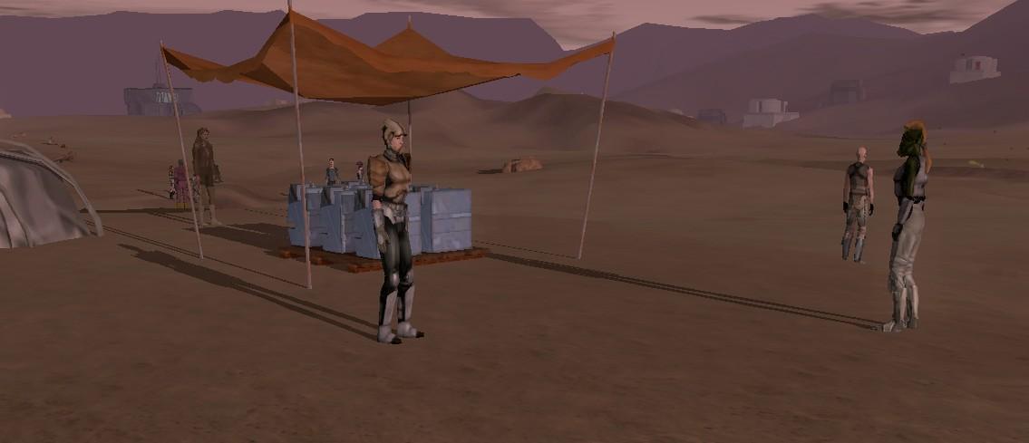 Dune Stalkers