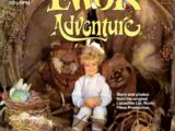 The Ewok Adventure (book-and-record)