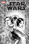 Star Wars Vol 2 5 Sketch Variant