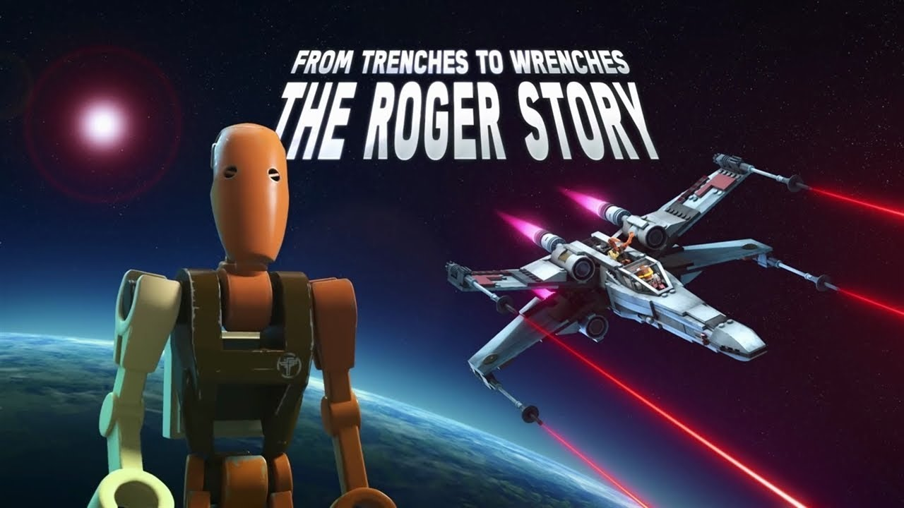 From Trenches to Wrenches: The Roger Story (episode)