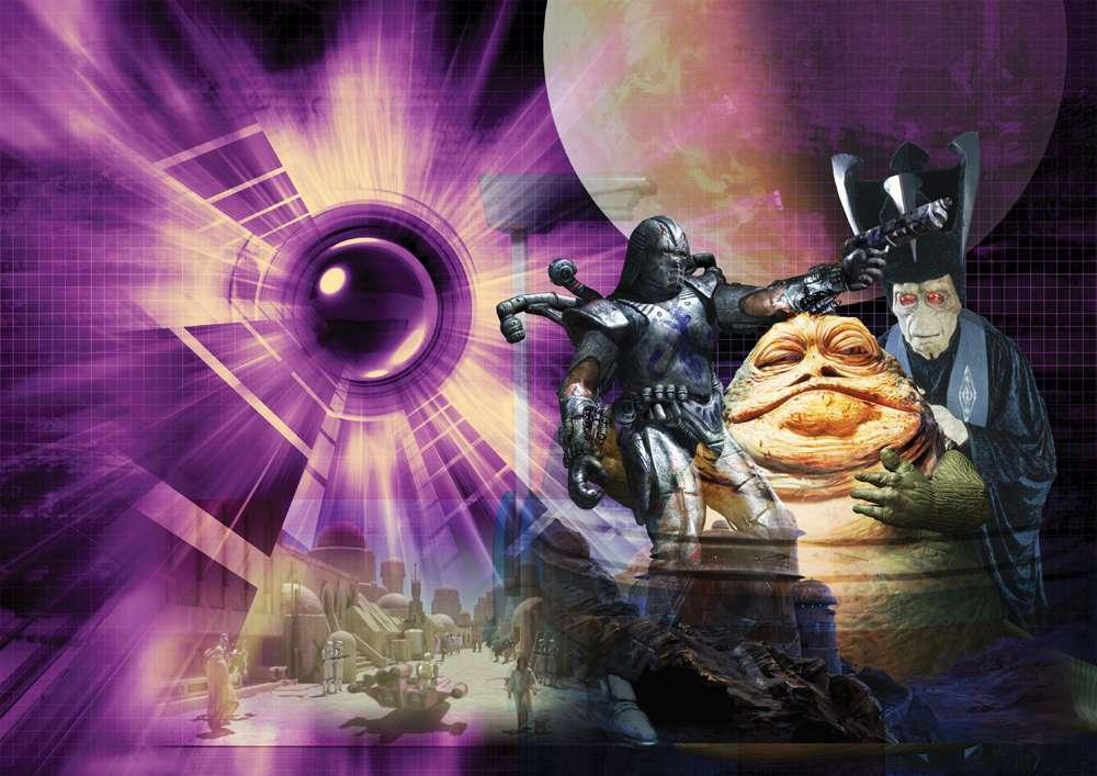 Mission to Tatooine (Boba Fett)