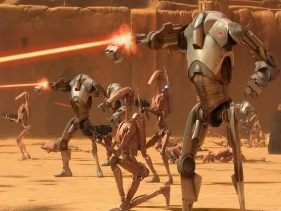 Super droide da battaglia