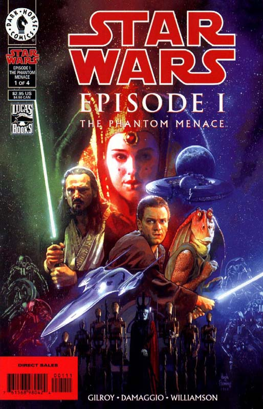 Star Wars Episode I The Phantom Menace 1 Wookieepedia Fandom
