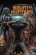 Bounty Hunters Vol 2 TPB solicitation cover