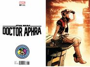 Doctor Aphra 1 Pichelli Dark Side Wraparound