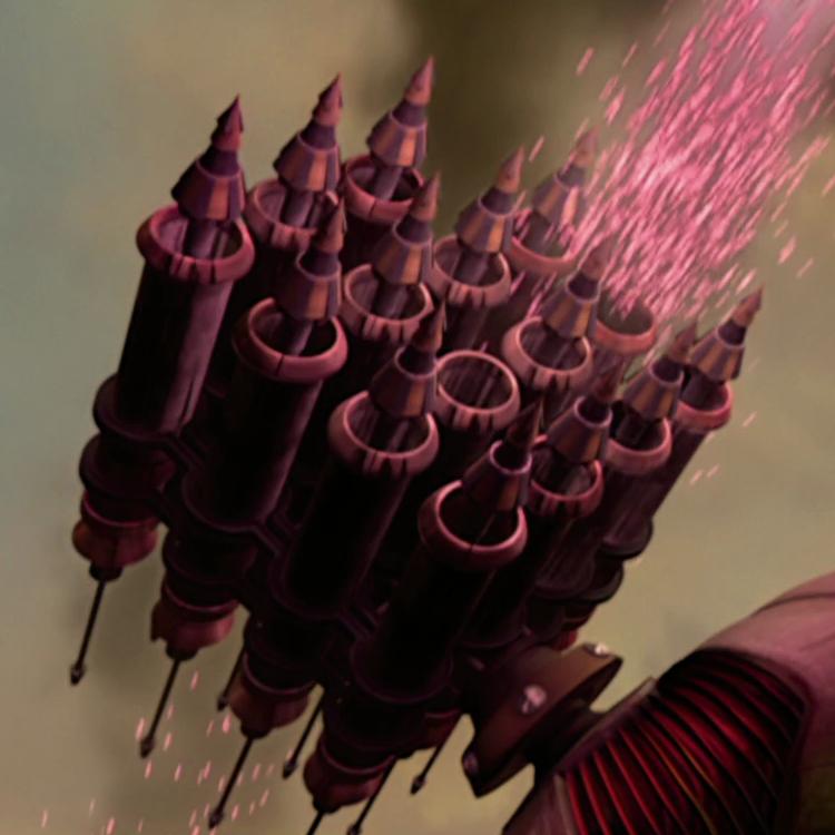 誘導ミサイル