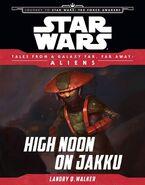 High Noon on Jakku cover