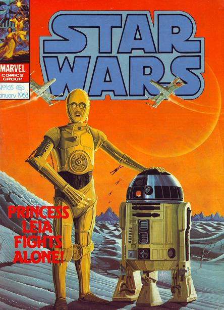 Star Wars Monthly 165