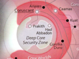 Core Worlds Security Zone