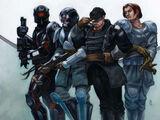 Galactic Alliance Core Fleet Commando